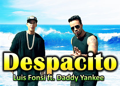 Скачать ноты Luis Fonsi ft. Daddy Yankee - Despacito